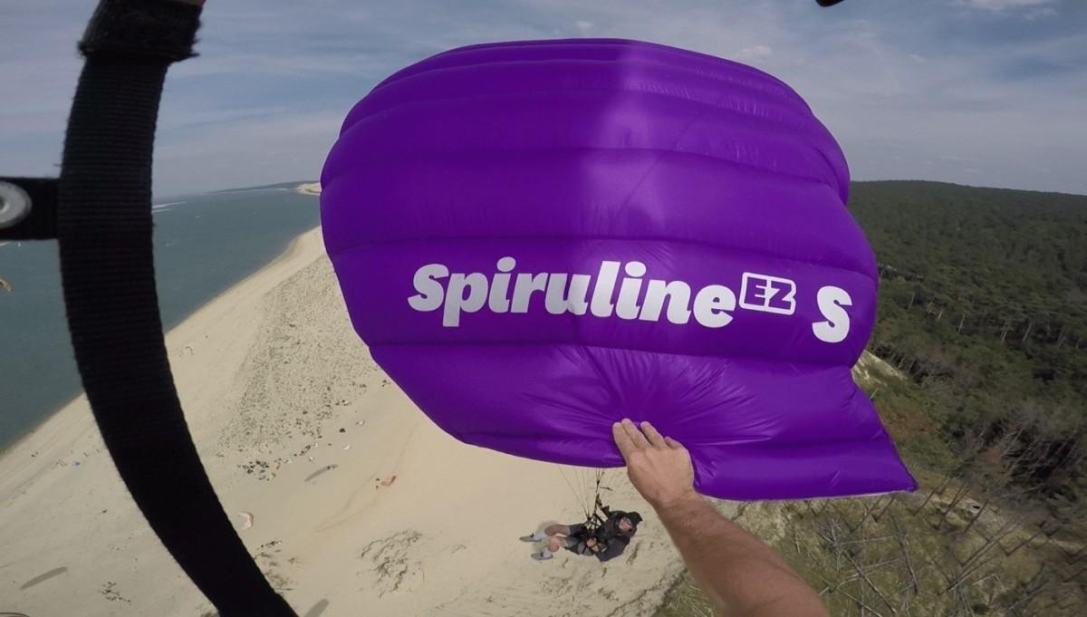 Little Cloud Spiruline EZ S & XS - Abovethepines